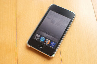 IPod touch iOS 4