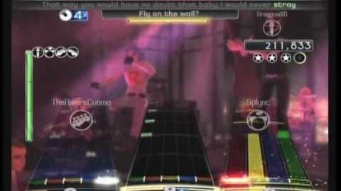 Fly on the Wall - Miley Cyrus - Rock Band 2 - Expert Full Band