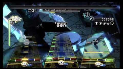 Rock Band 2 - Uncontrollable Urge - Expert Full Band - Gold Stars