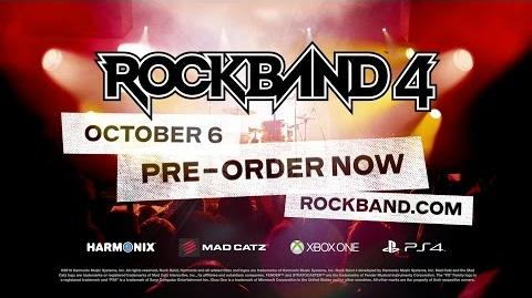 "Rock Band 4 E3 ""Freestyle"" Trailer-0"