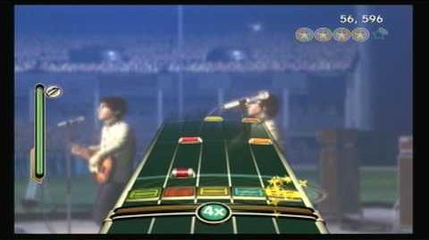 The Beatles Rock Band Im Looking Through You- Sight Read (100% FC Gold Stars)