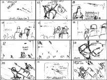 Rocketbirds Movie Sketch