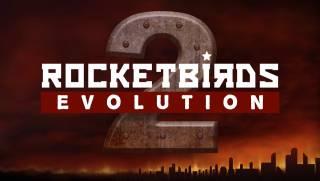 Rocketbirds Evolution Banner