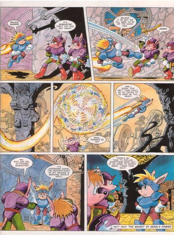 File:Sparkster Last of the Rocket Knights Page 15.jpg