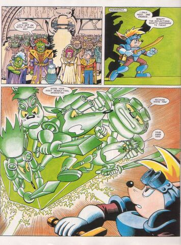 File:Sparkster Last of the Rocket Knights Page 22.jpg
