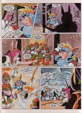 File:Sparkster Last of the Rocket Knights Page 9.jpg