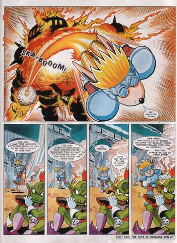 File:Sparkster Last of the Rocket Knights Page 5.jpg