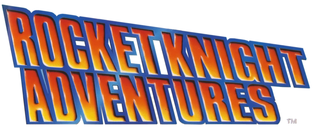 File:Rocket Knight Adventures Logo.png