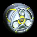 FGSP wheel icon saffron