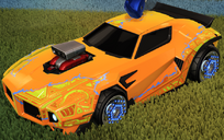 Unmasked decal cobalt rare