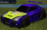 Super rxt decal lime rare