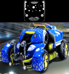 Ladybug decal premium