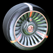 Turbine wheel icon
