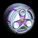 FGSP wheel icon purple