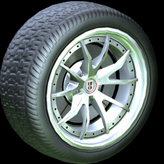 Ice Charger wheel icon