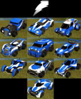 Lightning decal common