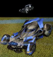 Batmobile body