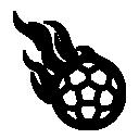 Striker training icon