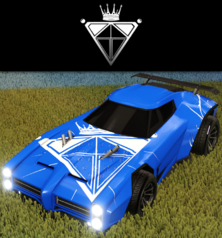 Royalty decal rare