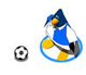 Penguin Football Chat