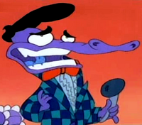 Buddy Gecko
