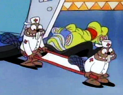 Ambulance Beavers