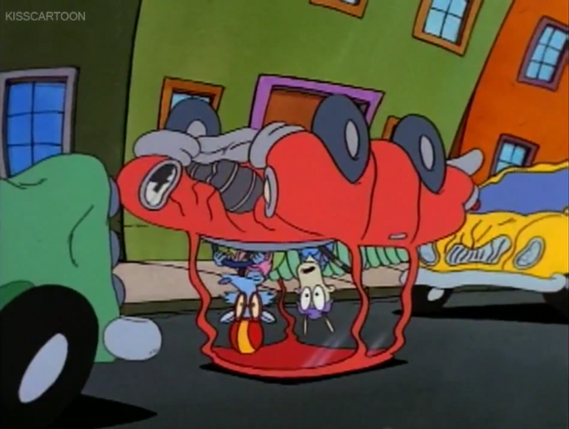 File:Rocko and Mrs. Wolfe parked upside down.png