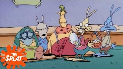 Rocko Uncovers An Easter Egg Conspiracy Rocko's Modern Life The Splat
