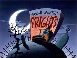 Sugar Frosted Frights