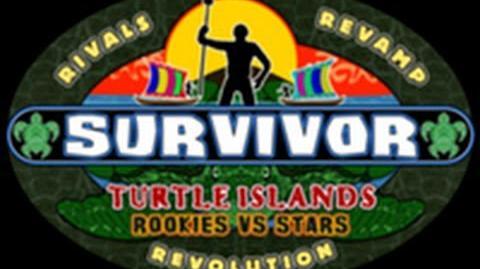 Survivor Turtle Island Intro