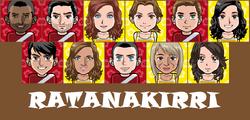 Ratanakirri Tribe with name