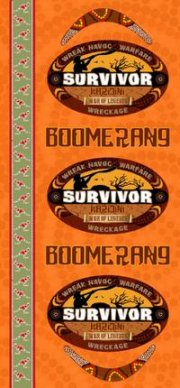 Boomerang Buff