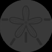 Lihiman insignia sand dollar TI