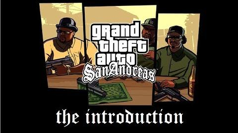 GTA San Andreas - The Introduction HD 7SUBS