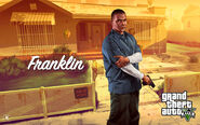 Franklin Artwork