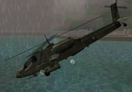 Hunter helicopter 1