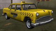 Kaufman cab front