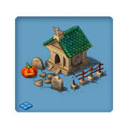 Halloween Gifts Crypt