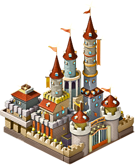 LimitedEdition Medieval Castle