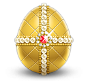 Easter Resource Golden Egg