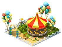 Building carousel