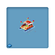 ValentinesDay Gifts Boat for Two