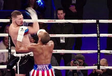 Creed Boxing scene