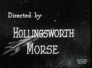 Hollingsworth morse title card