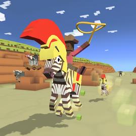Trojan Zebra Rodeo Stampede Official Wiki Fandom