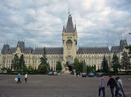Bestand:Iasi cultural palace.jpg