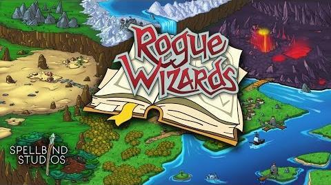 Rogue Wizards Gameplay