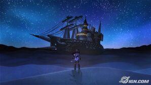 Rogue Galaxy - desert nights