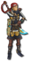 Jaster pirate's outfit