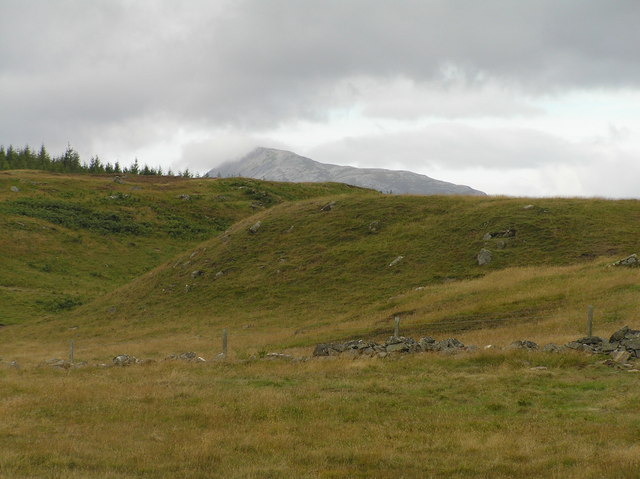 File:Moorland, with Schiehallion in the background. - geograph.org.uk - 505468.jpg
